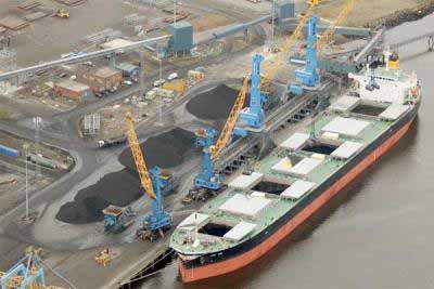 To Tyne Port επενδύει στη διακίνηση πέλετ