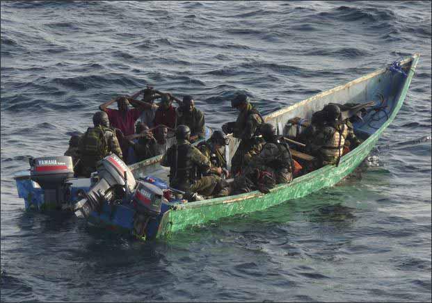 Η σύγχρονη απειλή της ναυτικής πειρατείας- Η απάντηση της Ευρώπης