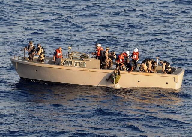 Ναυτική πειρατεία: Η απάντηση της Ευρώπης