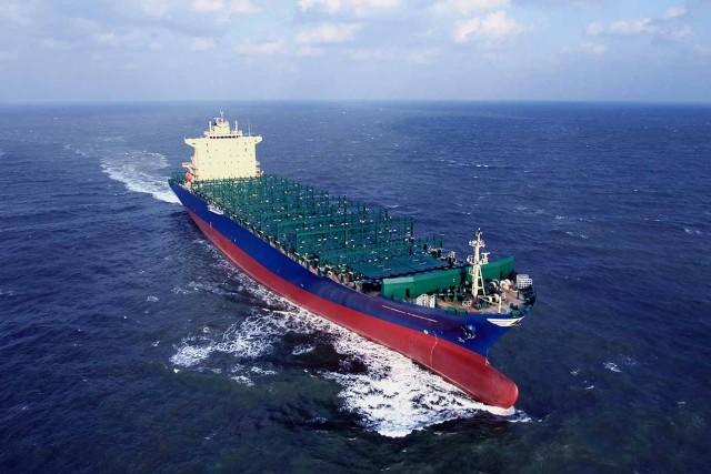Capital Shipmanagement Corporation's first boxship newbuildings arrive