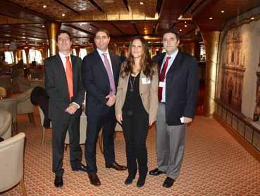 Eκδήλωση στο κρουαζιερόπλοιο Costa Magica