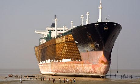 Διαλύσεις πλοίων: Οι τιμές κινούνται ανταγωνιστικά αλλά η αγορά του Πακιστάν είναι ελυστικότερη