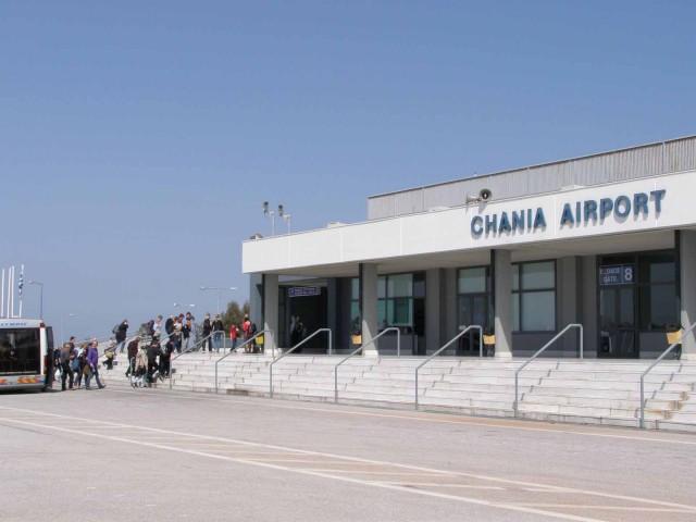Η Επιτροπή εγκρίνει 71 εκατ. για το αεροδρόμιο Χανίων