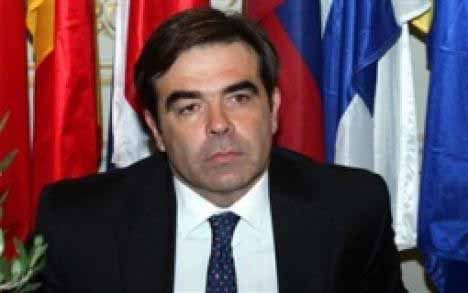 O Μαργαρίτης Σχοινάς, επικεφαλής της Γενικής Διεύθυνσης ECFIN στην Αθήνα