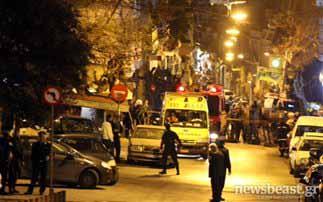 Ανάληψη ευθύνης για τη βομβιστική επίθεση στο σπίτι του Νίκου Τσάκου