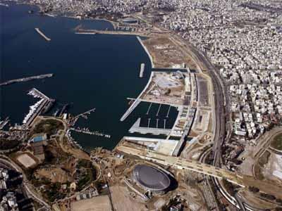 Διαμαρτυρία για το σχεδιασμό νέου λιμένα κρουαζιερόπλοιων στο Φαληρικό Δέλτα