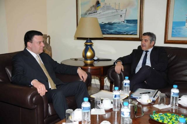 Η περαιτέρω διεύρυνση της συνεργασίας μεταξύ Ελλάδας και Κύπρου
