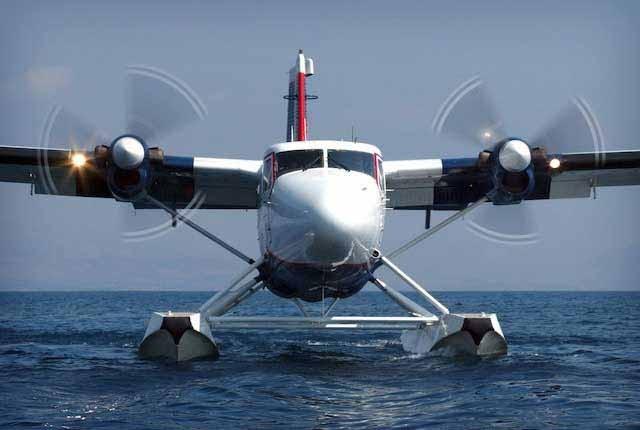 Σύσκεψη με θέμα την παραχώρηση χώρων ελλιμενισμού υδροπλάνων στο λιμάνι του Πειραιά