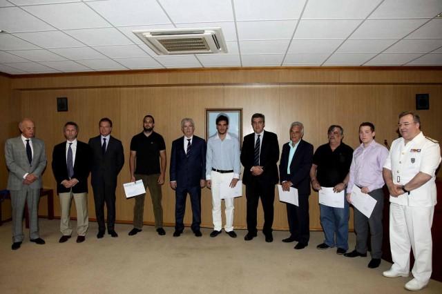 Τα βραβεία της Ενώσεως Ελλήνων Εφοπλιστών