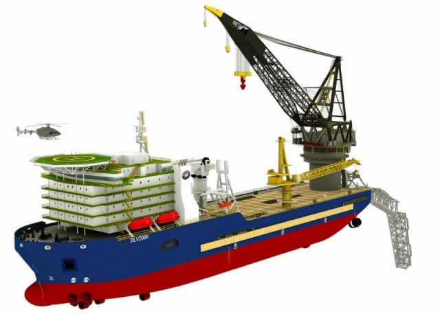 ABB wins order worth $12 million to power deepwater pipe laying vessel