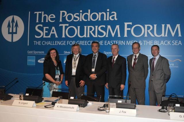 Το 2ο Posidonia Sea Tourism Forum θέτει επί τάπητος όλα τα θέματα της κρουαζιέρας