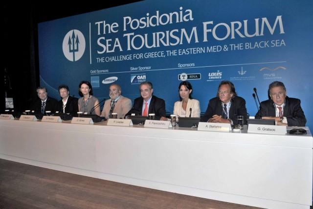 Συμπεράσματα του 2ου Posidonia Sea Tourism Forum για την βιομηχανία yachting