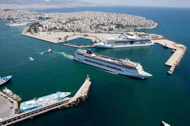 Oμόφωνη η στάση όλου του Πειραιά στην ανάγκη να αναδειχθεί το λιμάνι