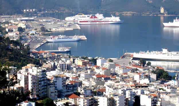 Η ΕΕΚΦΝ στους λιμένες Ηγουμενίτσας και Κέρκυρας