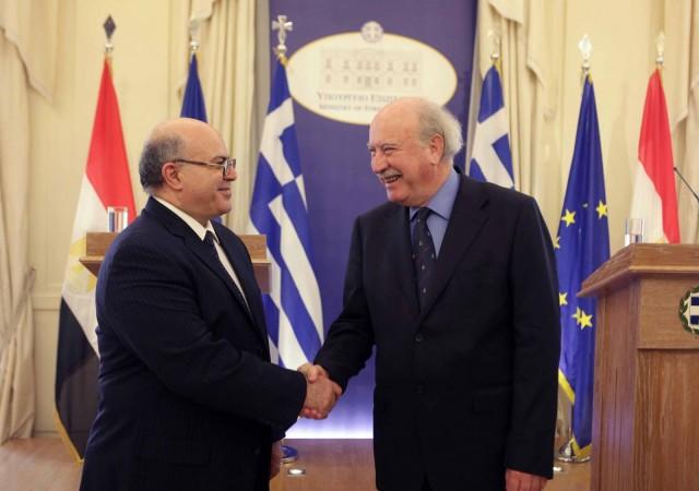Μνημόνιο συνεργασίας μεταξύ Ελλάδας και Αιγύπτου