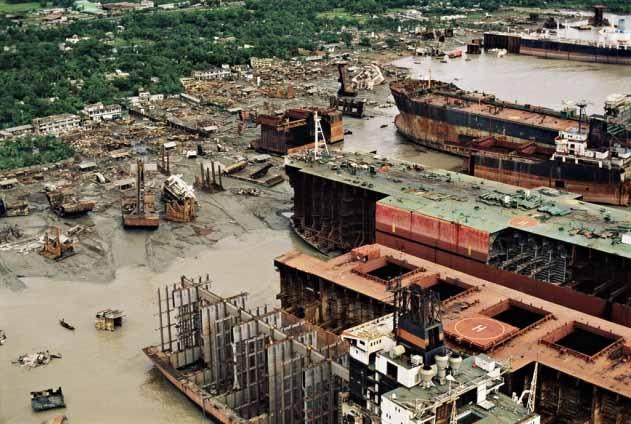 Διαλύσεις πλοίων: Η Ινδία δεν μπόρεσε να κρατήσει τον ρυθμό!