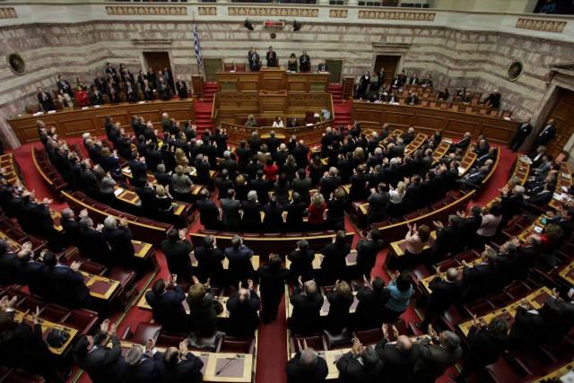 Ψήφιση από την Ολομέλεια της Βουλής της Κύρωσης Πρωτοκόλλων