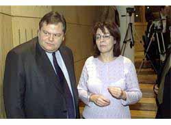 Δήλωση της Επιτρόπου Μαρίας Δαμανάκη μετά τη συνάντησή της με τον Έλληνα υπουργό Εξωτερικών