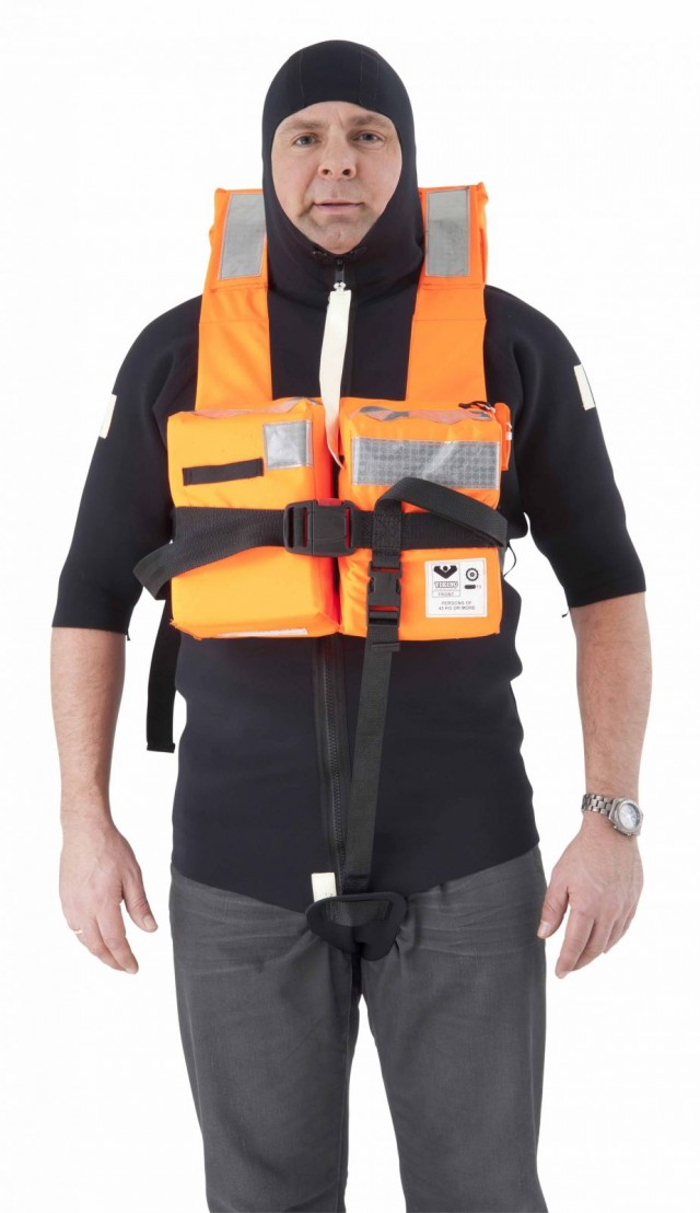 VIKING first with dual-approved thermal lifejacket