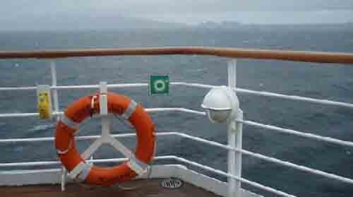 Σύγκρουση Φ/Γ πλοίων νοτιοδυτικά της ν. Άνδρου