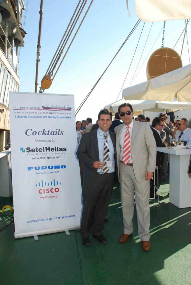 Η Setel Hellas στηρίζει το «Liberty Congress»