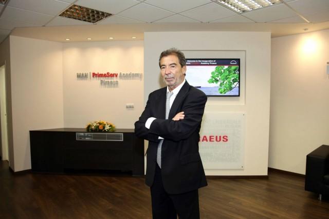 MAN Diesel & Turbo Hellas PrimeServ Academy Piraeus Inauguration