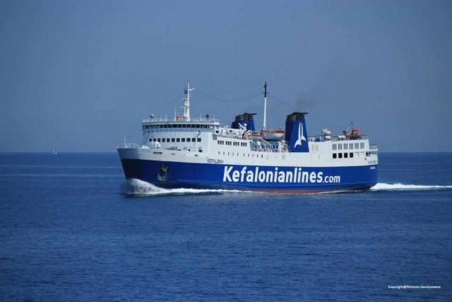 Ανταπόκριση των δρομολογίων της «KEFALONIAN LINES» με Ληξούρι
