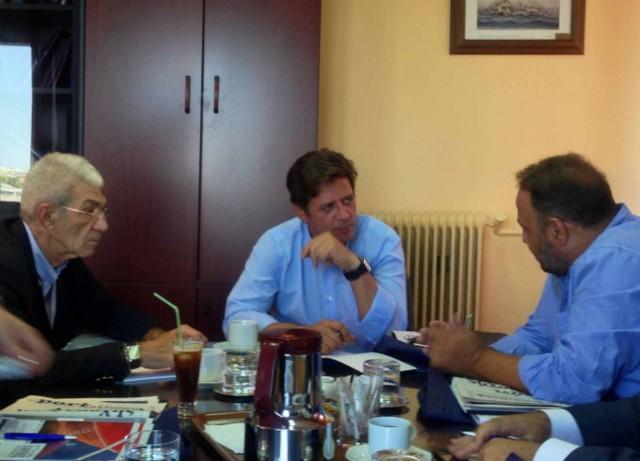 Aξιοποίηση και αναβάθμιση του Λιμένα Θεσσαλονίκης