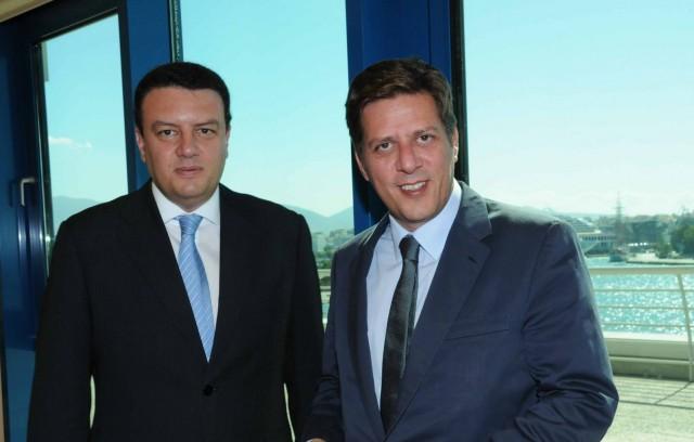 Eμβάθυνση συνεργασίας μεταξύ Ελλάδας – Κύπρου
