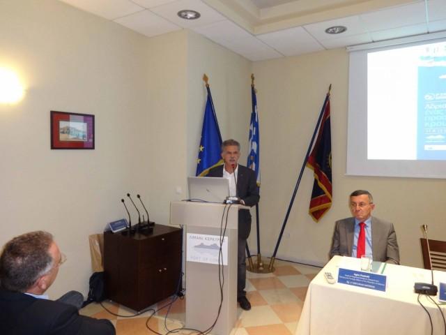 Συνέδριο κρουαζιέρας στην Κέρκυρα: Οι κατευθύνσεις της ΕΕ για την Γαλάζια Ανάπτυξη