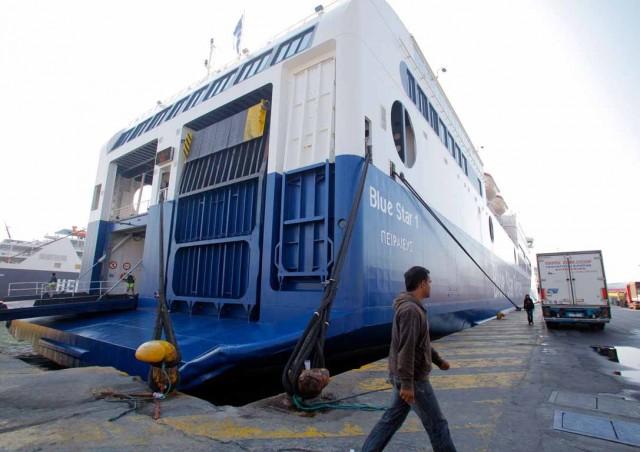 Εισήγηση για άρση επίταξης των υπηρεσιών των ναυτικών