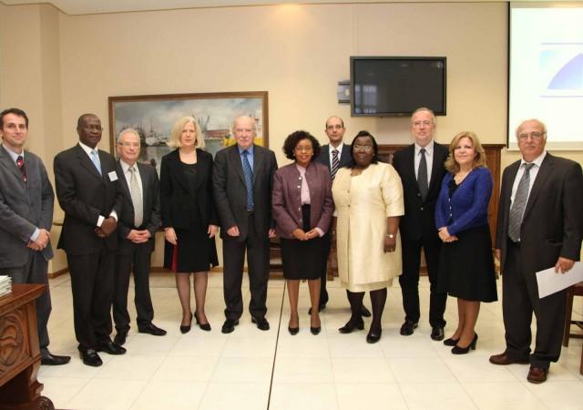 Συνεργασία ΟΛΠ και Δημοκρατίας της Κένυας
