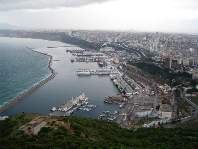 Σχέδια επέκτασης για το λιμάνι του Oran στην Αλγερία