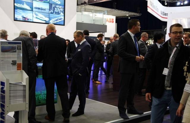 Europort sets standards for maritime technology