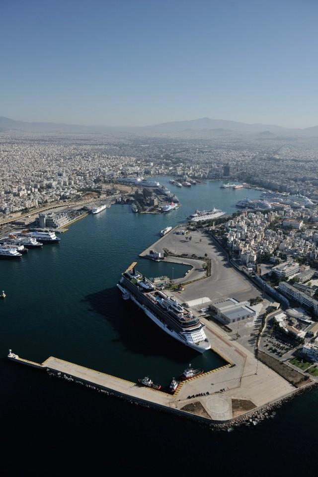Σχέδιο Συμφωνητικού μεταξύ ΟΛΠ  A.E και ΣΕΠ A.E. για επενδύσεις 230 εκατ. ευρώ