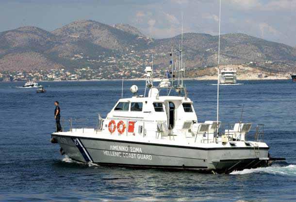Βυθίστηκε σκάφος με παράνομους μετανάστες στη Λευκάδα