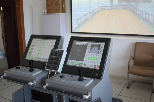 Navis commissions first Chinese language DP simulator