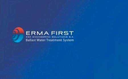 ERMA FIRST BWTS receives AMS Acceptance Letter from USCG