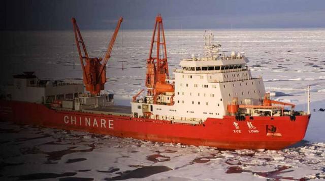 Θρίλερ στους πάγους της Ανταρκτικής