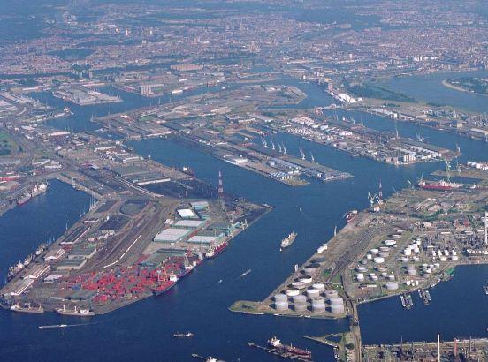 Αύξηση διακίνησης στο λιμάνι της Αμβέρσα-Έτος ρεκόρ το 2013