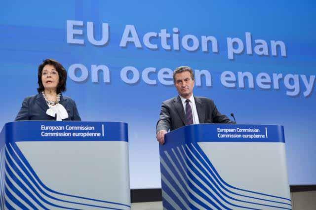 Σχέδιο δράσης για την ανάπτυξη της γαλάζιας ενέργειας