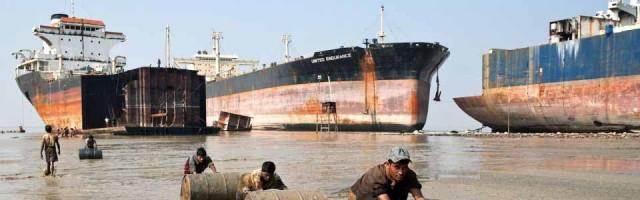 Διαλύσεις πλοίων: Όταν ξυπνούν τα ένστικτα της σπέκουλας