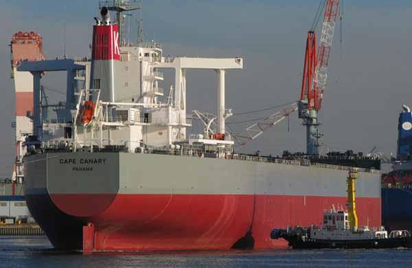 Mείωση των ημερησίων εσόδων παρουσιάζουν όλοι οι τύποι των πλοίων