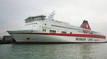 Τη ναυτική πρακτόρευση φορτηγών πλοίων αναλαμβάνει η Minoan Lines