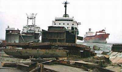 Διαλύσεις πλοίων: Συνεχίζεται η υπέρ-προσφορά των Containers