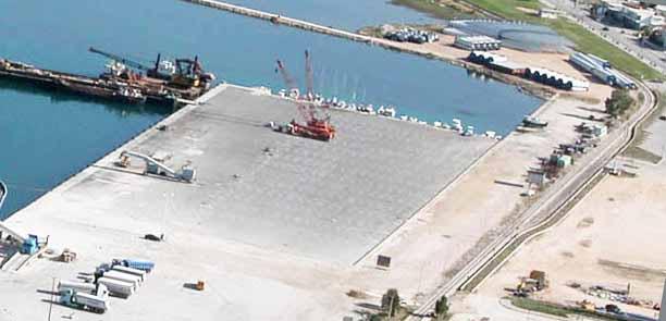 Προχωρούν τα έργα υποδομής του λιμένα Ναυπλίου