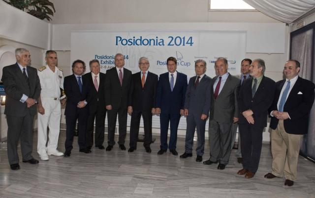Τα Ποσειδώνια 2014 υποδέχονται την παγκόσμια ναυτιλιακή βιομηχανία