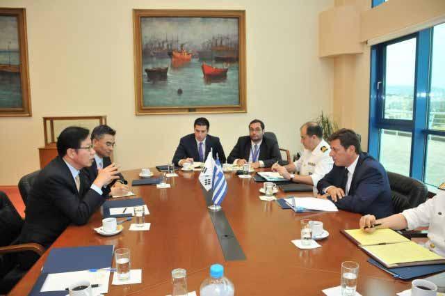 Παροχή διευκολύνσεων για τη χρηματοδότηση ελληνικών ναυπηγικών προγραμμάτων