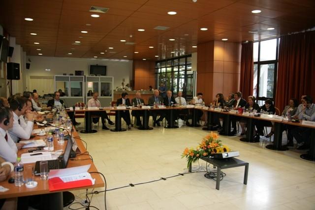 Ο ΟΛΠ φιλοξένησε την ετήσια σύνοδο των Port Directors των Ευρωπαϊκών λιμανιών