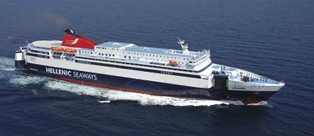 Η Hellenic Seaways ανακοίνωσε την νέα υπηρεσία Smart Ticket